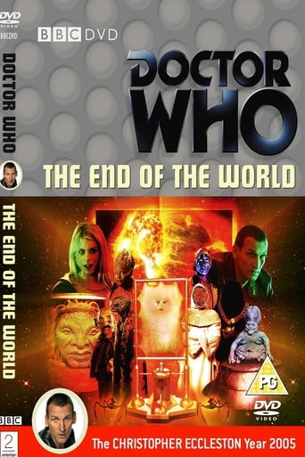 Poster of Doctor Who: The End of the World