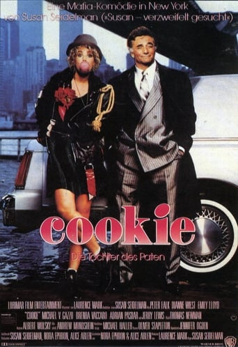 Poster of Cookie - Die Tochter des Paten