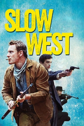 Filmplakat von Slow West