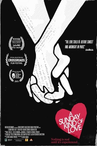 Poster of A Sunday Kind of Love