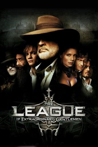 Poster of The League of Extraordinary Gentlemen