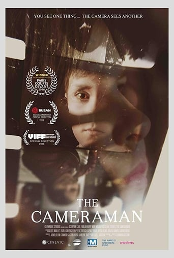 Poster of The Cameraman