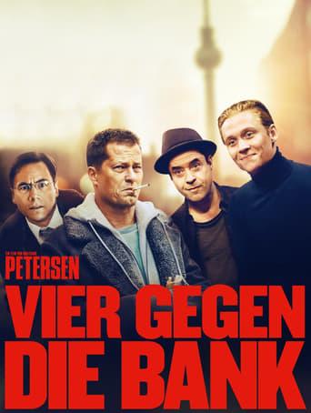 Poster of Vier gegen die Bank