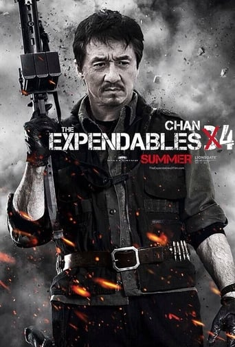 Poster of The Expendables 4