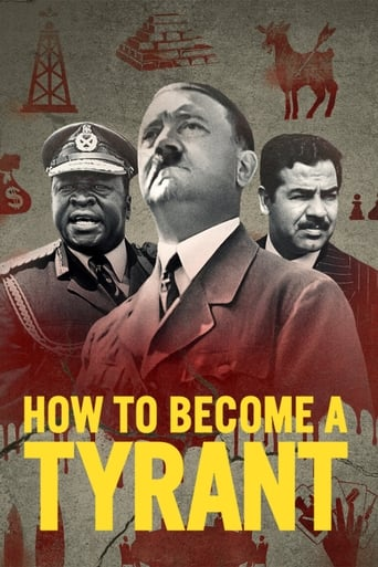 Poster of How to Become a Tyrant