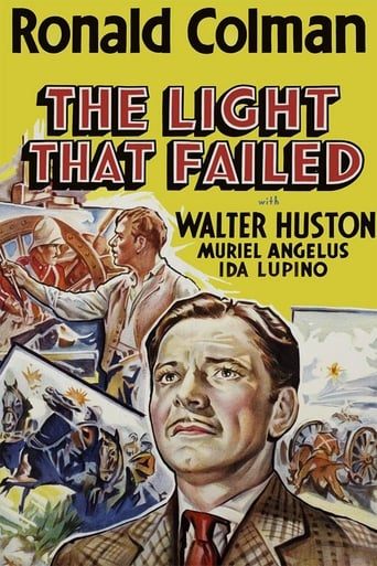 Poster of The Light That Failed