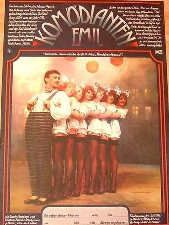 Poster of Komödianten-Emil