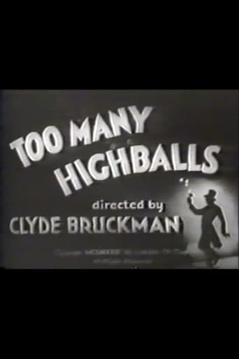 Poster of Too Many Highballs