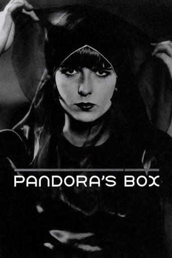 Poster of Pandora's Box