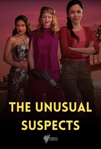 Poster of The Unusual Suspects