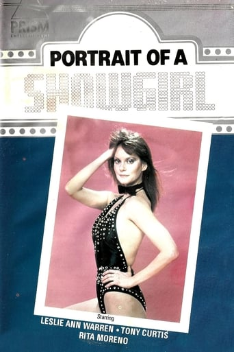 Poster of Portrait of a Showgirl
