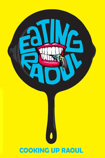 Poster of Cooking Up Raoul