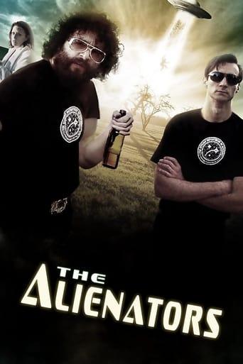 Poster of Alienators