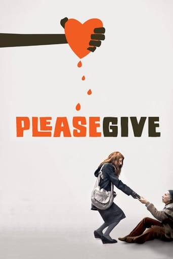 Poster of Please Give