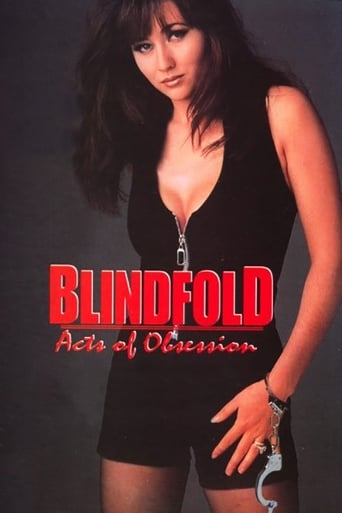 Poster of Blindfold: Acts of Obsession