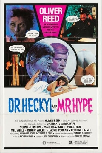 Poster of Dr. Heckyl and Mr. Hype