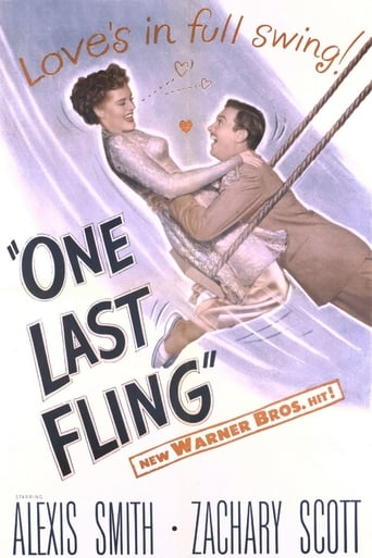 Poster of One Last Fling