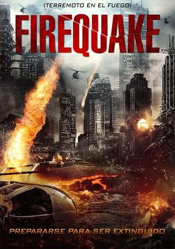 Poster of Terremoto en el fuego