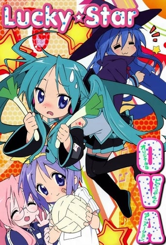 Poster of Lucky☆Star: Original na Visual to Animation
