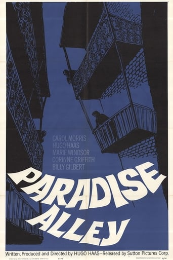 Poster of Paradise Alley