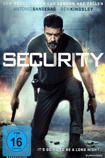 Filmplakat von Security