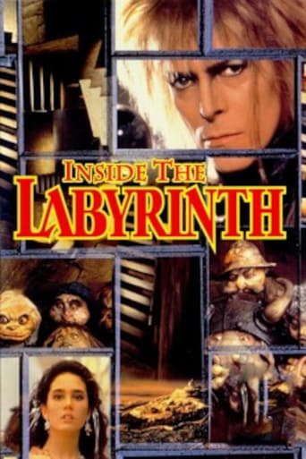 Poster of Inside the Labyrinth