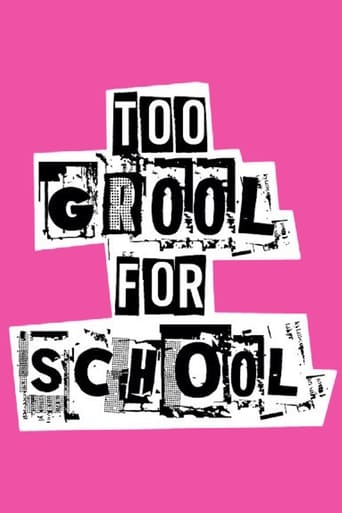 Poster of Too Grool for School: Backstage at Mean Girls with Erika Henningsen