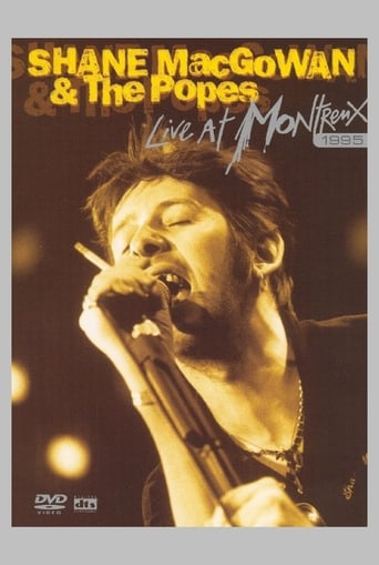 Poster of Shane MacGowan & The Popes: Live at Montreux 1995