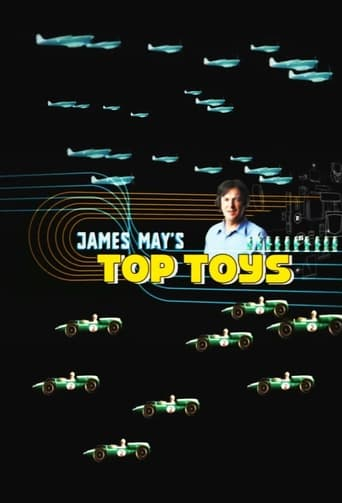 Poster of James May's Top Toys