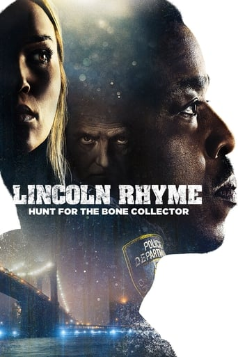 Poster of Lincoln Rhyme: Hunt for the Bone Collector