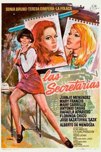 Poster of Las secretarias