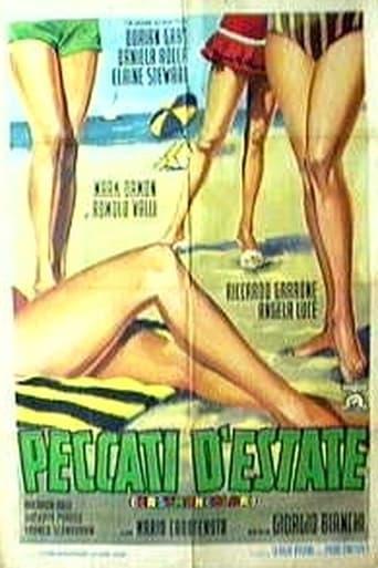 Poster of Peccati d'estate