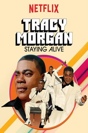 Poster of Tracy Morgan: Staying Alive