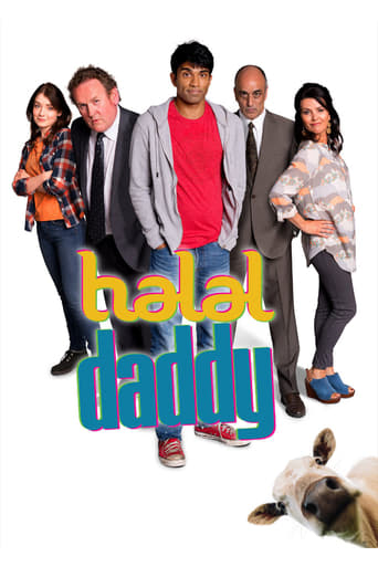 Poster of Halal Daddy