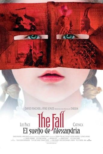 Poster of The Fall. El sueño de Alexandria