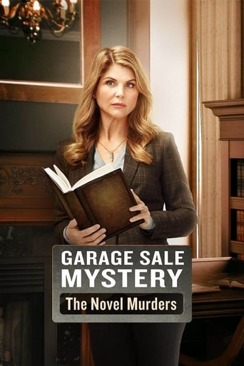 Poster of Garage Sale Mystery: The Novel Murders