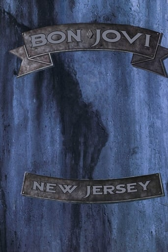 Poster of Bon Jovi - New Jersey (The Videos)