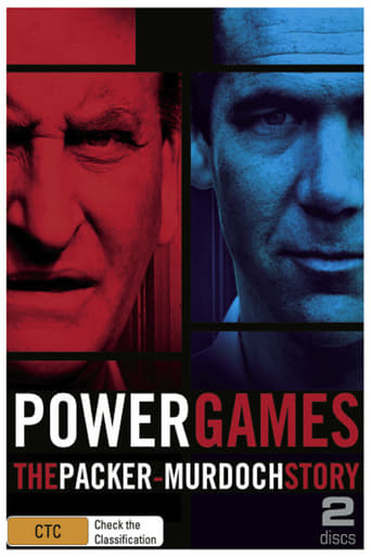 Poster of Power Games: The Packer-Murdoch Story