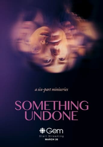 Poster of Something Undone