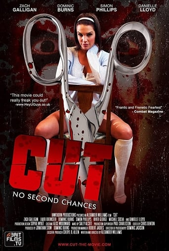 Poster of Cut