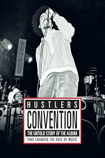 Poster of Hustlers Convention