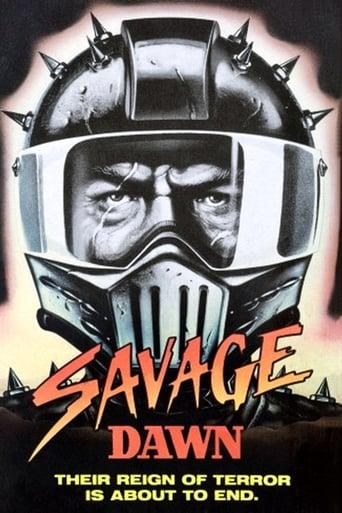 Poster of Savage Dawn
