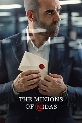 Poster of The Minions of Midas