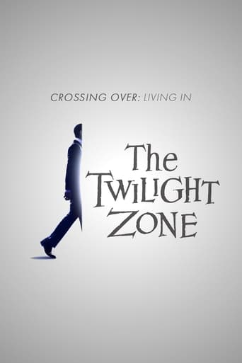 Poster of Crossing Over: Living in the Twilight Zone