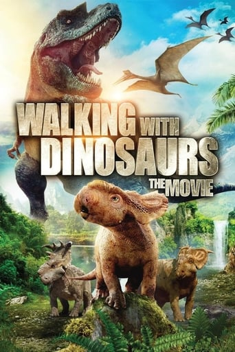 Poster of Walking with Dinosaurs
