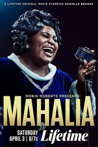 Poster of Robin Roberts Presents: The Mahalia Jackson Story