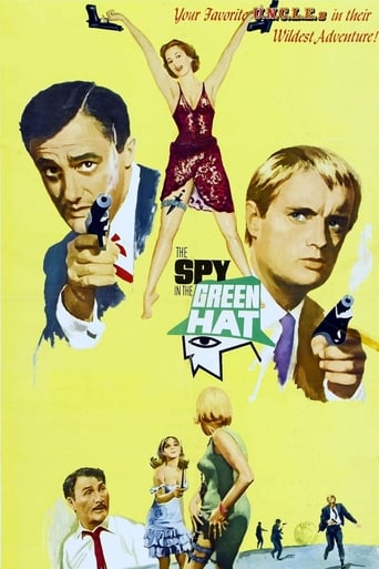 Poster of The Spy in the Green Hat