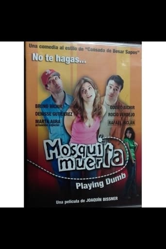 Poster of Mosquita muerta
