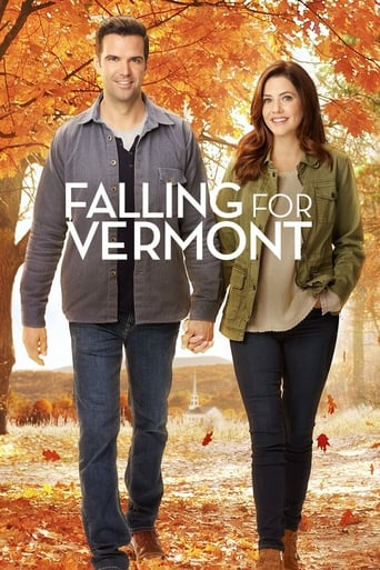 Poster of Falling for Vermont