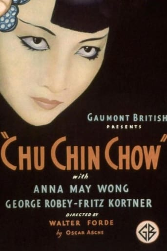 Poster of Chu Chin Chow
